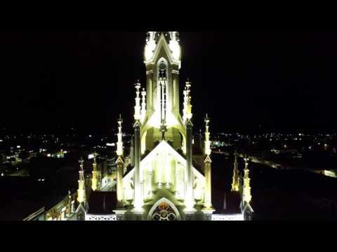 Basílica del Santo Cristo, Ubaté , Cundinamarca, Colombia