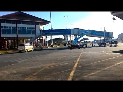 Bandar Udara Internasional Pattimura Ambon - Maluku