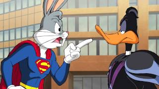 "The Looney Tunes Show Episode 51 ""Super Rabbit"" Preview Clip"