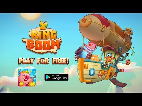 King Boom - Pirate Island Adventure - Apps on Google Play