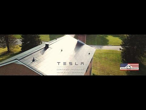 Tesla Solar Roof Fulton, MD