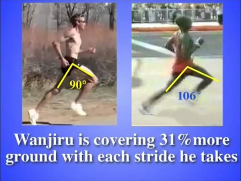 Best Running Technique Part   Youtube