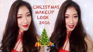 Hướng Dẫn Trang Điểm Đi Chơi Giáng Sinh Noel 2016 [Vanmiu Beauty]