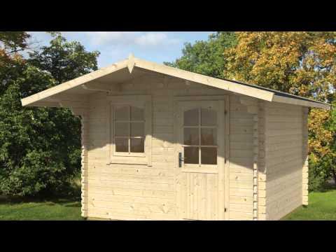 Casas de madera casetas de jard n y casas infantiles de for Casas para jardin infantil