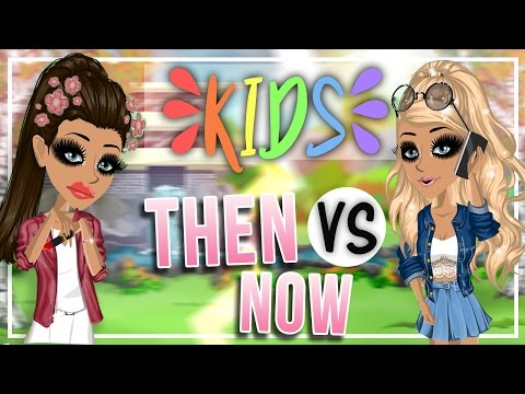 Kids Then VS Now - MSP EDITION ♥ *5K SPECIAL*