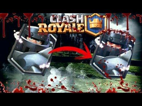 el verdadero origen del mega caballero de clash royale