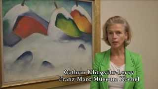 "Franz-Marc-Museum Kochel: ""Jenseits der Utopien"""