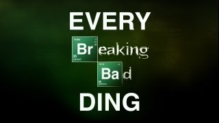 Every Ding Breaking Bad