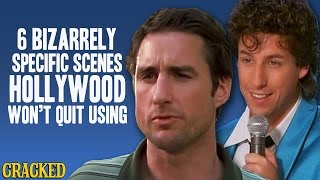 6 Bizarrely Specific Scenes Hollywood Won