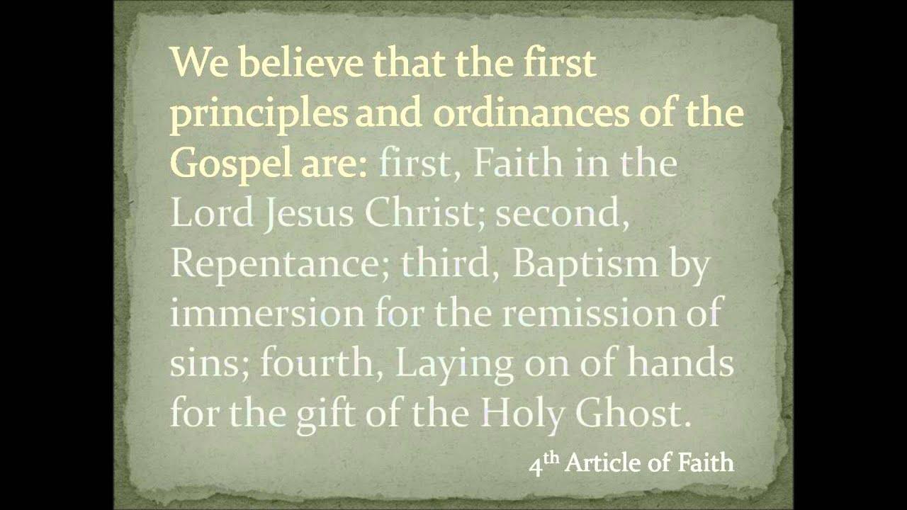 FHE: The Third Article of Faith