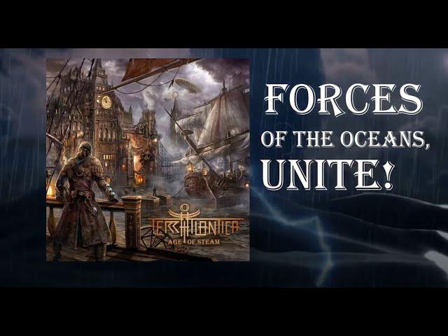 Terra Atlantica - Forces of the Oceans, Unite! (Official Lyric Video)