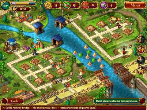 Gardens Inc 3 - A Bridal Pursuit Collector's Edition Special Level 4 Goldzeit