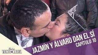 Jazmín y Álvaro dan el SÍ   Contra Viento y Marea   Capítulo 10