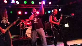 "Abominant ""Iron Clad"" Live 11/28/14"