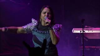 """Patty Smyth of Scandal """"The Warrior"""" - live - Mar 8 2020 - The 80's Cruise"""