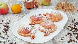 Как запечь яблоки с карамелью - Рецепты от Со Вкусом