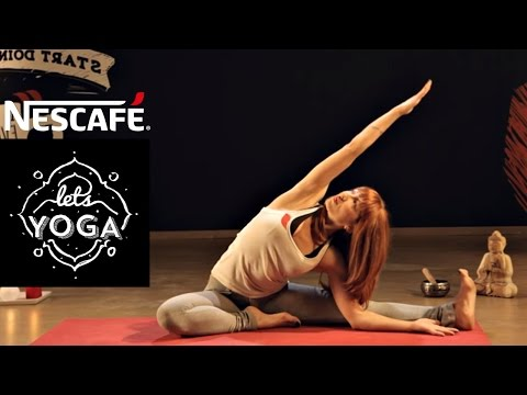 Yoga - Μάθημα 1 | NESCAFÉ Greece