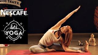 Yoga - Μάθημα 1 | NESCAFÉ Greece