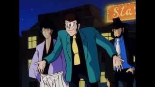 Lupin III - Cliffhanger - La trampa (HD)