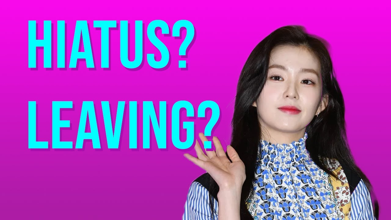 Does Irene Deserve to be Kicked out of Red Velvet?