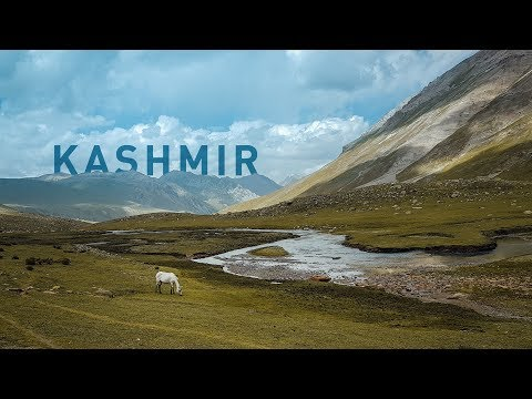 Kashmir: The Great Lakes    Travel Video    Samsung S7 Edge