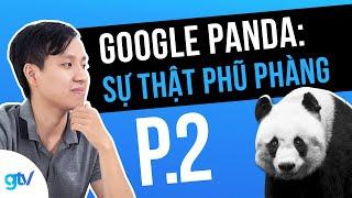 Google Panda Update: Sự Thật Phũ Phàng 95% SEO Không Biết - P.2