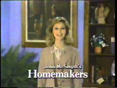 Shelley Long 1984 John M. Smyth's Homemakers Commercial
