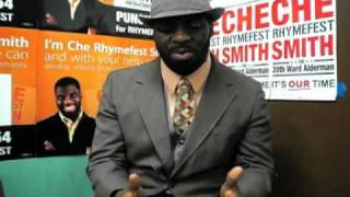 EXCLUSIVE: Rhymefest pre-election interview with Dr. Jason Johnson of The Source