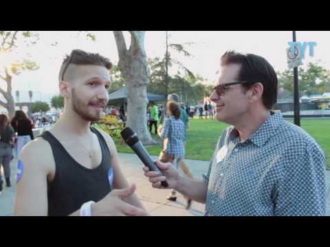 Syrian-American Tells You Why He Supports Bernie Sanders