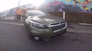 2018 Subaru Outback: Subaru
