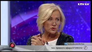 В студии Светлана Сурганова и Светлана Иванникова