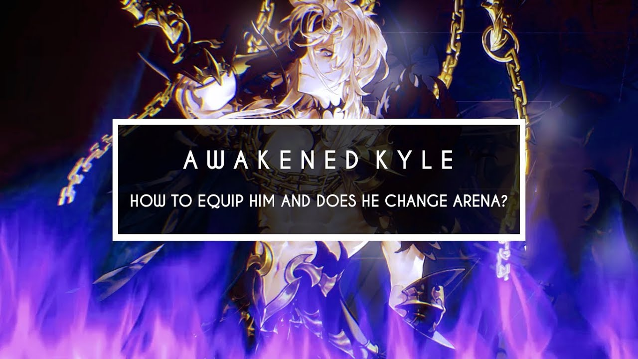 SEVEN KNIGHTS] AWAKENED KYLE ~Arena Review & Equipment