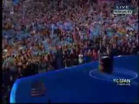 Obama Introduction at 2012 DNC