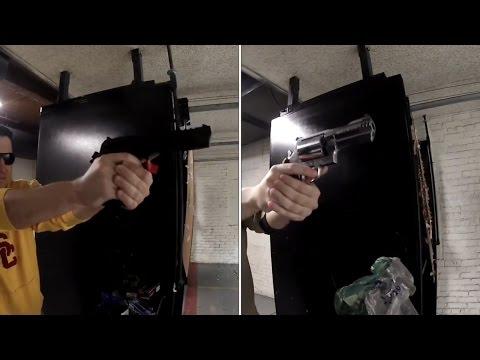 50AE vs.500 S&W Magnum