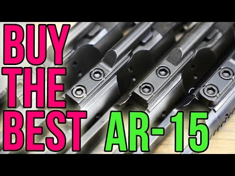 How To Buy The Best AR-15