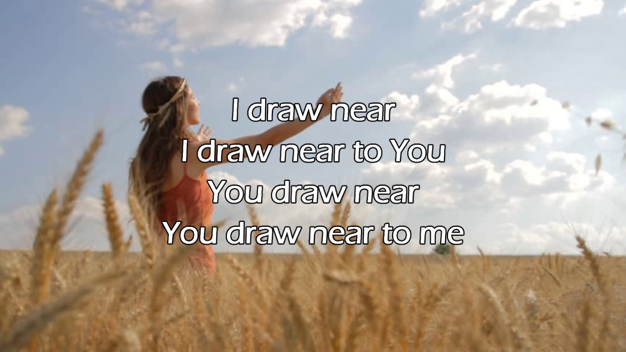 Draw Near Kristian Stanfill Passion 2015 Worship Song With