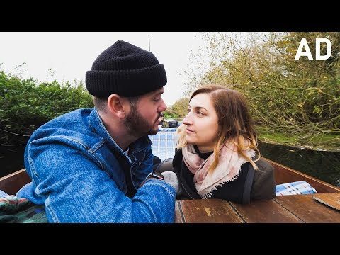 ROMANTIC BOAT TRIP IN CANTERBURY!