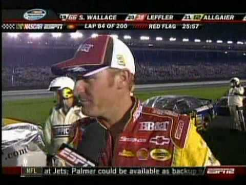 Clint Bowyer On His 39 Mercury 2008