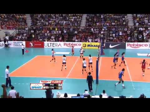 U23: Taipei vs. Philippines Set 2