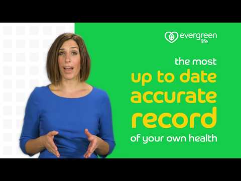 What is a personal health record?