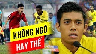 🔥Hoàn hồn sau trận thua Tiền vệ Malaysia nói thật lòng về hàng thủ Việt Nam
