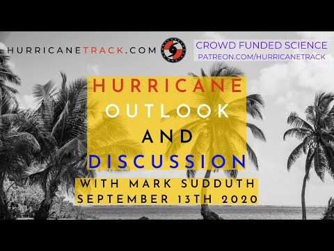 Hurricane Outlook & Discussion for Sept 13: Paulette & the rest of the goings on in the tropics