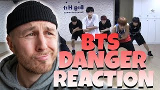 BTS (방탄소년단) 'DANGERr' DANCE PRACTICE | DANCER REACTION | Chris Parry
