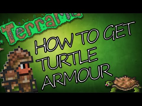 Terraria AFK Giant Tortoise Farm | Get the Turtle Armor ...