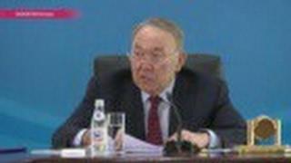 """Лицо помыли, а задница вся дырявая"": Назарбаев о трущобах Астаны | АЗИЯ"