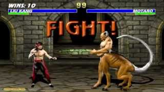 Mortal Kombat 3 Liu Kang Gameplay Playthrough(Full walkthrough of the arcade version of Mortal Kombat 3 with Liu Kang., 2013-08-24T11:02:02.000Z)