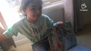 Ari's Playroom| Reading to Puppies, Winnie the Pooh and ET