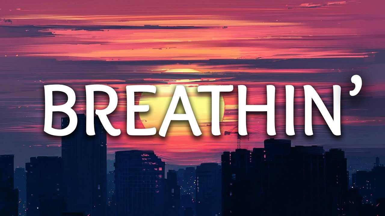 Download Ariana Grande ‒ breathin' (Lyrics)