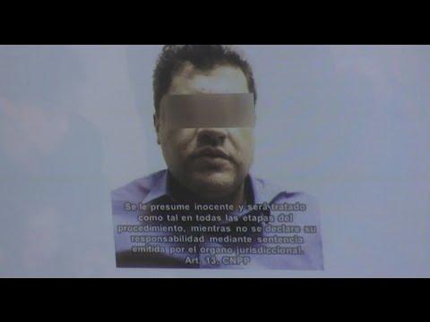 """Detienen a hijo de """"El Azul"""", co-fundador del cártel de Sinaloa con """"El Chapo"""""""