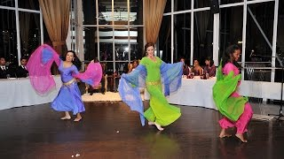 Pro Dance at A Iranian and Somali Wedding Reception Atlantis Toronto Wedding Photo Videographer GTA